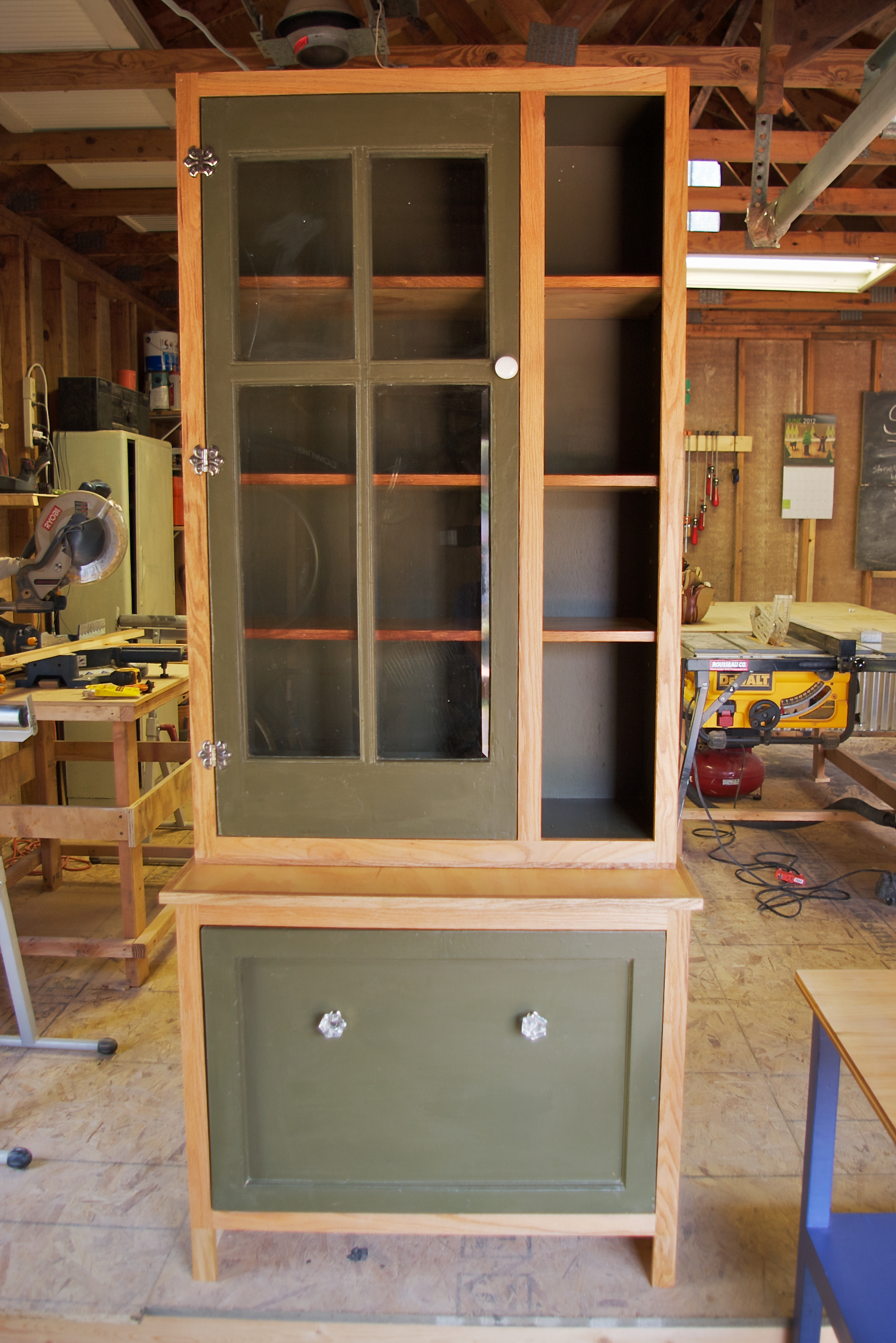 Small Dining Room Hutch